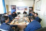 دومین نشست کتابخوانی در مجتمع فولاد بافق برگزار شد
