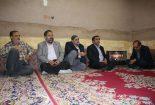 برگزاری جشن تولد ایتام و نیازمندان تحت پوشش کمیته امداد بافق