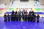 تیم منتخب سنگ آهن قهرمان مسابقات هندبال نونهالان شهرستان بافق شد