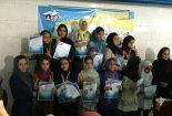 کسب نایب قهرمانی تیم شنای دختران بافقی