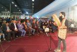 برگزاری مراسم شب بافق در یازدهمین نمایشگاه صنایع دستی استان یزد