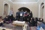 برگزاری مراسم تجلیل از حامیان معلولین