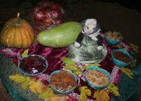 تصاویری از شب یلدا در بومگردی سید روستای شادکام