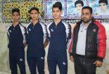 گفتگو با سه نوجوان برتر فوتبالی شهرستان