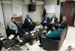 همکاری اداره کل راه آهن یزد در تامین زمین مورد نیاز کارخانجات جوار ریلی بافق