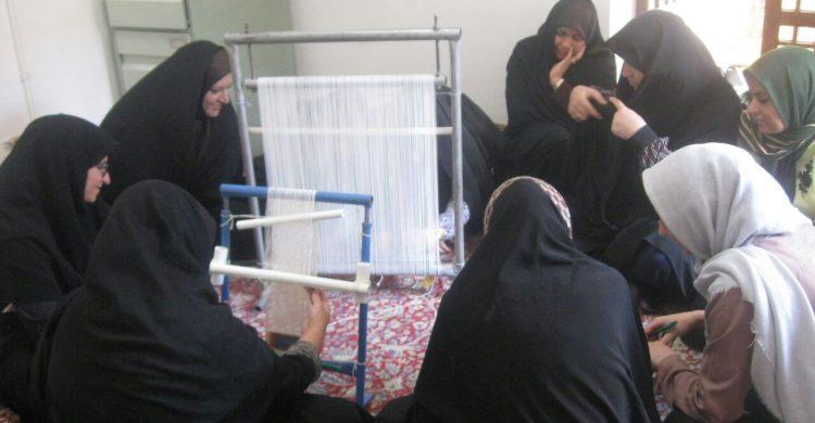 ثبت نام کلاس های صنایع دستی در اداره میراث فرهنگی