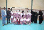 تیم شهید صدر مبارکه (الف) فاتح مسابقات فوتسال مدارس شهرستان بافق
