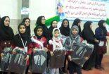 کسب مقام دوم مسابقات استانی تنیس روی میز توسط دانش آموزان بافقی