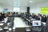 برگزاری دومین جلسه تدوین برنامه عملیاتی مشارکتی برای پیام گذاران سلامت ادارات شهرستان بافق