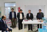 بازدید سرگروه های آموزشی متوسطه استان از مدارس بافق