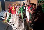 نمایش مذهبی یاس و آتش در ۵ استان بروی صحنه می رود