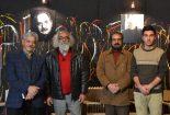 کافه کتاب پژواک میزبان ابرمرد تئاتر استان یزد بود