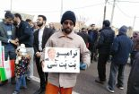 تصاویری از حاشیه راهپیمایی ۲۲ بهمن بافق
