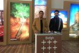 حضور شهرستان بافق در نمایشگاه بین المللی گردشگری تهران