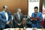 برگزاری جلسه تکریم و معارفه رییس انجمن نمایش شهرستان بافق