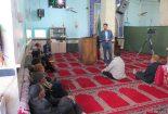 آموزش بهره برداری اصولی از محصولات فرعی مراتع به روستاییان منطقه سبزدشت شهرستان بافق