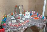 راه اندازی اولین نمایشگاه صنایع دستی و بازارچه فروش محصولات صنایع دستی ویژه هفت سین در شهرستان بافق