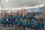 اردوی طبیعت گردی نوآموزان پیش دبستانی یگانه در فضای سبز اداره منابع طبیعی شهرستان بافق