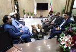 تجلیل اعضای شورای اسلامی شهر بافق از شهردار
