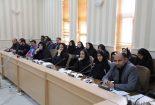 برگزاری اولین جلسه شورای ارتقاء سلامت ادارات در بافق