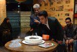 کافه کتاب پژواک یک ساله شد+تصاویر