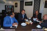 پیگیری پروژه های حوزه راه و شهرسازی بافق
