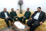 امام جمعه بافق سلام ویژه رهبر معظم انقلاب را به جانبازان شهرستان ابلاغ کرد