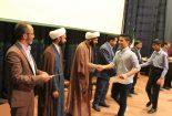 تجلیل از دانش آموزان پسر برگزیده جشنواره مسابقات فرهنگی ، هنری و قرآنی