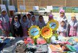 """اجرای طرح """" سیل مهربانی هم کلاسی ها """" در آموزشگاه شاهد نور"""