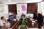 جلسه هماهنگی اجرای برنامه های مربوط به شهرک آهنشهر در هفته سلامت برگزار شد