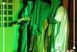 نمایش مذهبی مرثیه عشق باب شهادت حضرت علی (ع)اجرا می شود