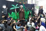 برگزاری دومین احیاء کودکانه در شب بیست و یکم ماه رمضان به میزبانی پیش دبستانی و مهد سه ستاره خورشید کوچولو