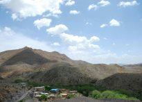 طبیعت بهاری روستای خودیان از دریچه دوربین علی اکبر حاج ابوالحسنی