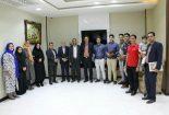 اعضای هیئت ورزش های ناشنوایان شهرستان بافق معرفی شدند
