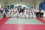 برگزاری مسابقات انتخابی تیم منتخب جودو شهرستان بافق