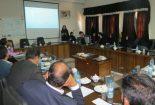 برگزاری دفاعیه پروژه با موضوع مطالعه روستای شادکام در حوزه منابع طبیعی