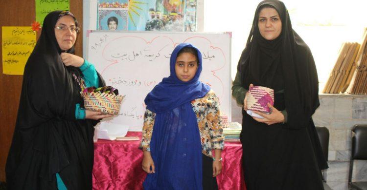 برگزاری جشن روز ولادت حضرت معصومه(س) در مرکز آموزش صنایع دستی میراث فرهنگی