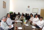 تشکیل جلسه هماهنگی و توجیهی جهت برگزاری کنکور سراسری ۹۸ در شهرستان بافق