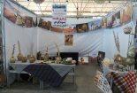 حضور اقامتگاه بوم قلعه آریز در نمایشگاه تبریز