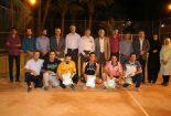 درخشش شادکامیها در دومین دوره مسابقات تنیس شهرستان بافق