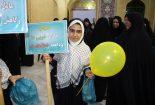 تجمع بزرگ ملی مدافعان حریم خانواده از فرهنگ عفاف و حجاب در بافق برگزار شد