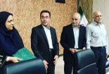 کسب رتبه دوم شبکه دامپزشکی بافق در زمینه بهداشت و مدیریت بیماری های دامی استان یزد