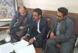 همکاری شهرداری بافق با اداره فرهنگ و ارشاد  اسلامی در زمینه توسعه فرهنگ کتابخوانی