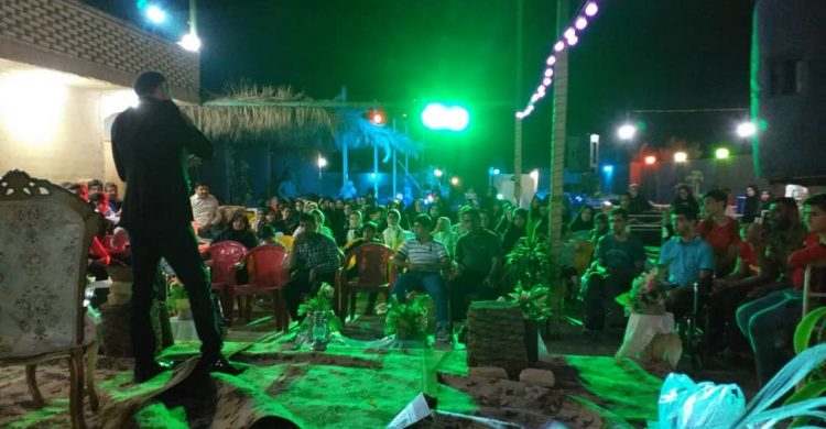 به مناسبت فرارسیدن عید غدیرخم جشنِ شادی ویژه توانخواهان مرکز حرفه آموزی توانا برگزار شد