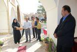 افتتاح کافه سنتی خان در میدان خان بافق