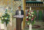 جمع آوری ۱۰۶ میلیون و چهارصد و بیست و هشت هزار و ششصد تومان نذورات مردمی از آستان مقدس امامزاده عبدالله(ع) بافق