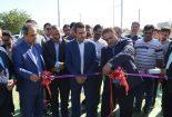 سه پروژه شهرداری بافق به مناسبت هفته دولت افتتاح شد