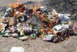 جمع آوری ومعدوم سازی ۲۲۳۹کیلوگرم مواد غذایی فاسد و تاریخ گذشته