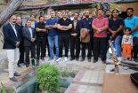 جلسه هم اندیشی هیات های ورزشی شهرستان بافق با سرپرست اداره ورزش و جوانان