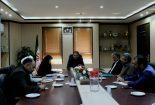 جلسه انجمن کتابخانه های عمومی شهرستان بافق برگزار شد